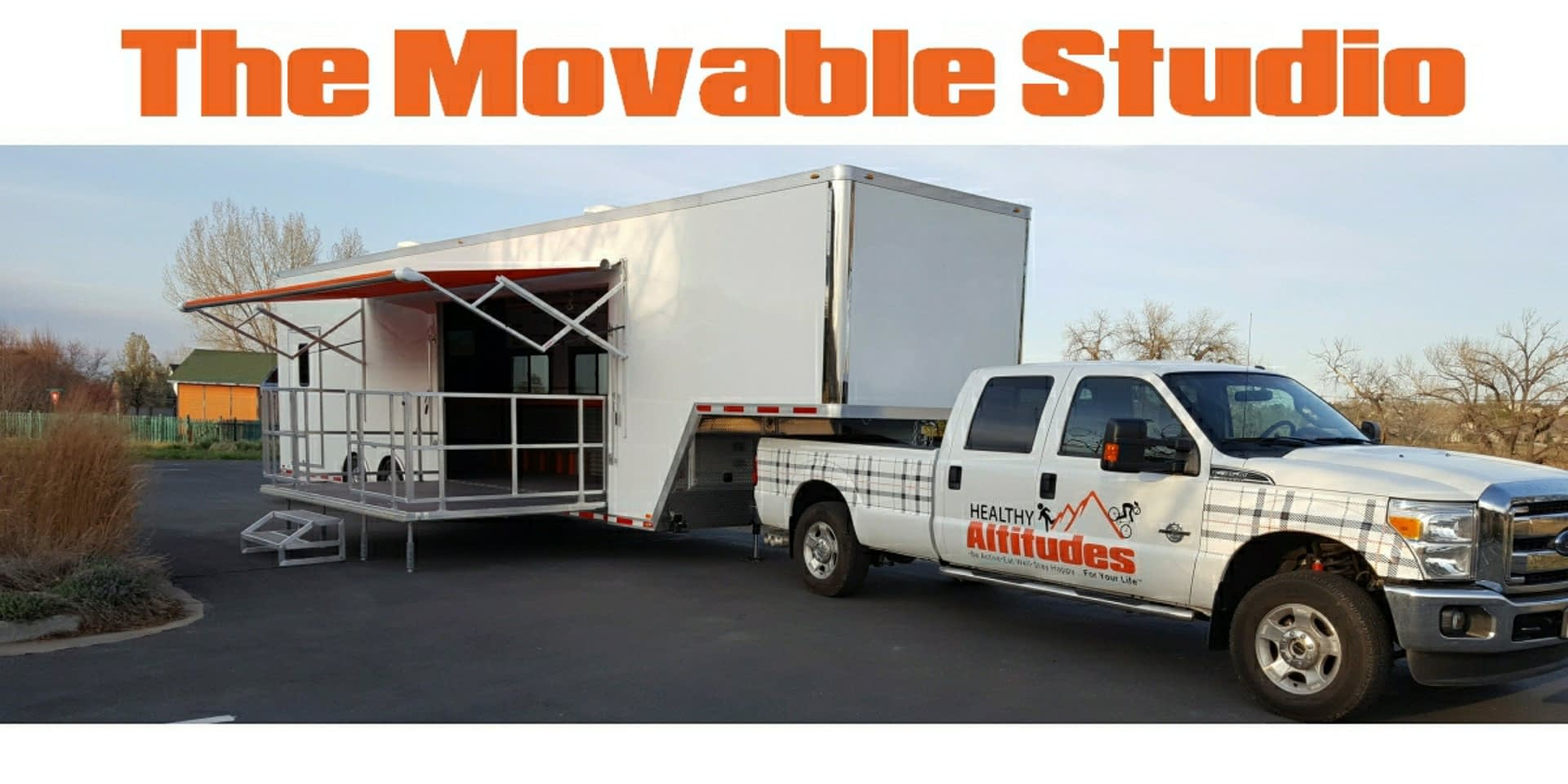 Mobile Fitness Studio