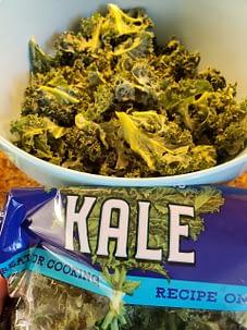 Kale Chips Recipe Healthy Altitudes