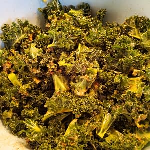 Kale Chips Recipe at Healthy Altitudes