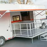 A Mobile Stage For Events Bands Tailgates Parties