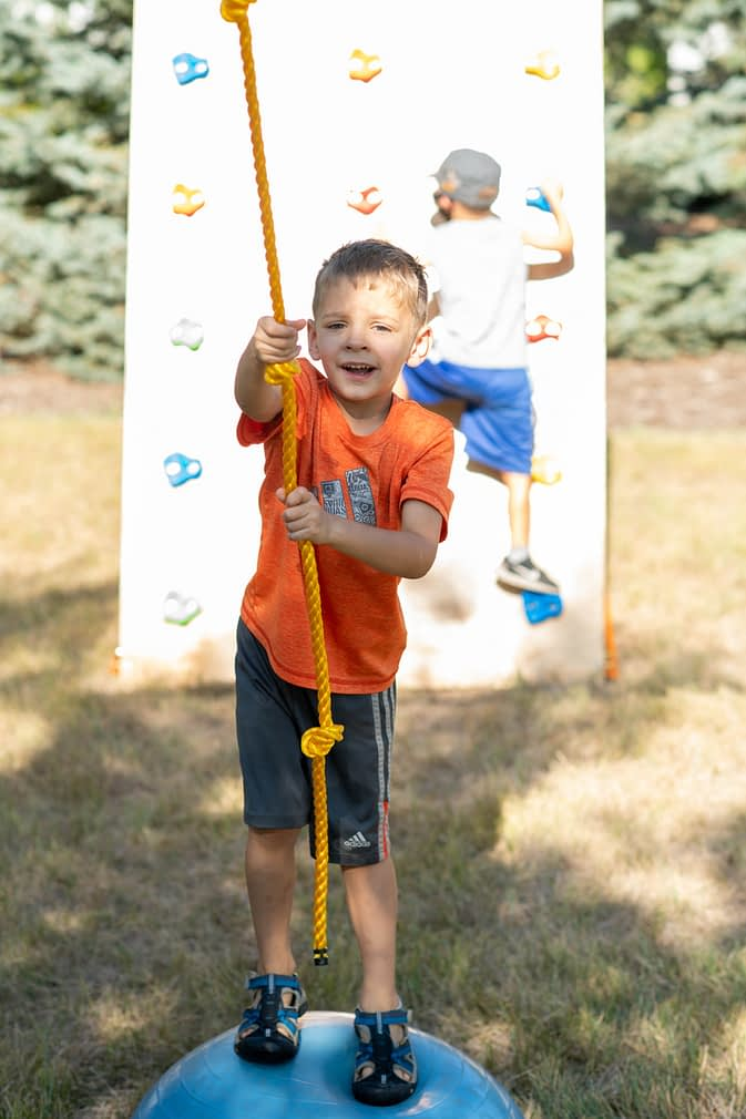 Mobile Obstacle Course For Kids in Northern Colorado