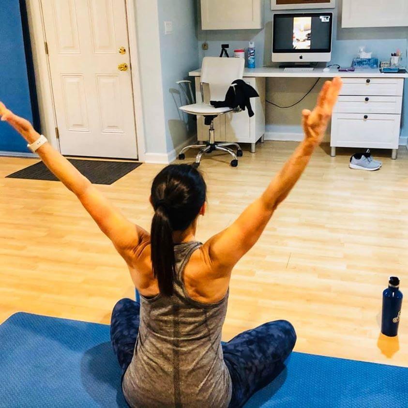 Yoga Live Joanna at Healthy Altitudes