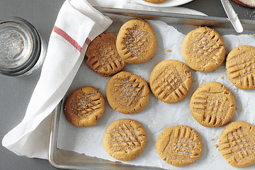 Almond Butter Cookies Simple Gluten Free