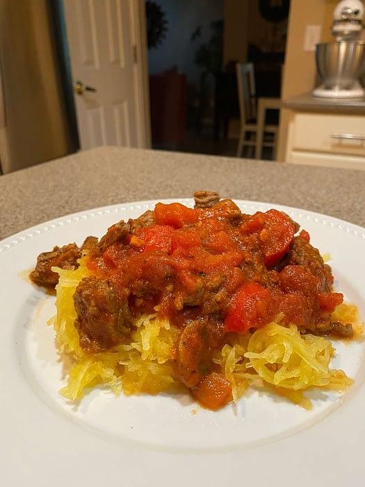 Spaghetti Squash Featured Image