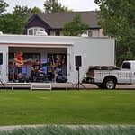 Rogue 2 Erie Colorado Movable Studio Stage Trailer